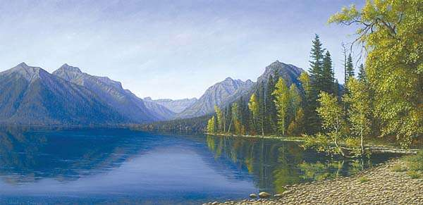 Stephen Craven - McDonald Lake