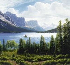 Stephen Craven - St. Mary Lake